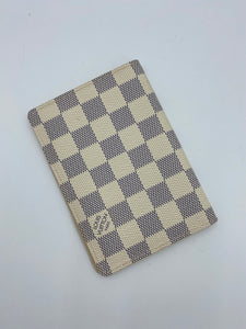Louis Vuitton Azur Passport holder