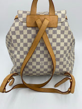 Load image into Gallery viewer, Louis Vuitton Sperone Azur Backpack