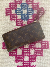 Load image into Gallery viewer, Louis Vuitton Adele long monogram wallet