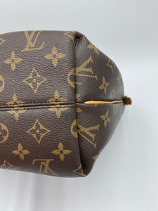 Louis Vuitton Turenne GM monogram with strap