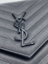 Load image into Gallery viewer, Saint Laurent Classic Monogram Medium Chain Wallet