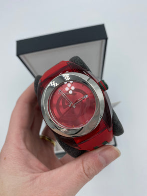 Gucci SYNC Web watch