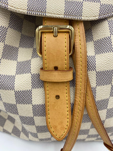 Louis Vuitton Sperone Azur Backpack