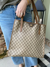 Load image into Gallery viewer, Gucci GG Plus Canvas GG tote