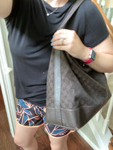 Load image into Gallery viewer, Gucci Brown GG canvas hobo