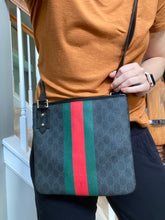 Load image into Gallery viewer, Gucci Web Supreme Messenger bag