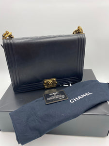 Chanel Large Original Boy bag