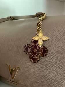Louis Vuitton Flower bag charm