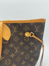 Load image into Gallery viewer, Louis Vuitton Neverfull MM monogram