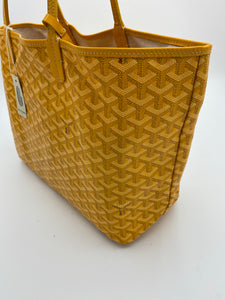 Goyard St. Louis PM tote with pouch