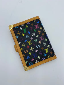 Louis Vuitton Small Agenda PM multicolore monogram