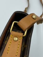 Load image into Gallery viewer, Louis Vuitton Cartouchiere GM monogram crossbody