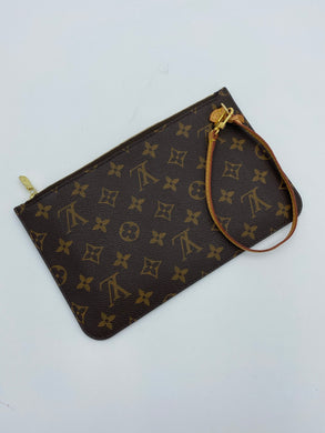 Louis Vuitton Neverfull monogram pouch