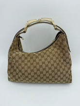 Load image into Gallery viewer, Gucci Medium Horsebit hobo