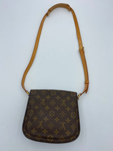 Louis Vuitton Saint Cloud MM monogram crossbody