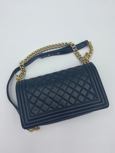 Chanel Old Medium Boy bag