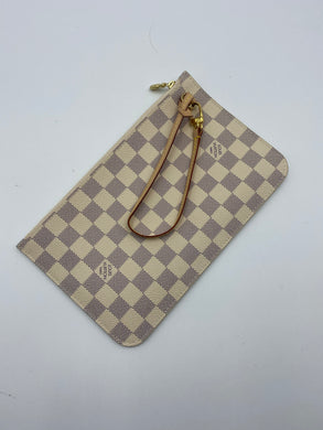 Louis Vuitton Neverfull azur pouch