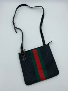 Gucci Web Supreme Messenger bag
