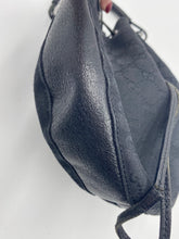 Load image into Gallery viewer, Gucci Small Drawstring black hobo