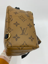 Load image into Gallery viewer, Louis Vuitton Palm Springs mini reverse monogram backpack