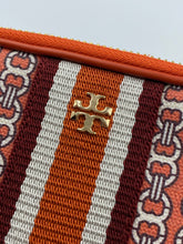Load image into Gallery viewer, Tory Burch Wristlet/travel pouch