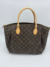 Load image into Gallery viewer, Louis Vuitton Turenne GM monogram with strap