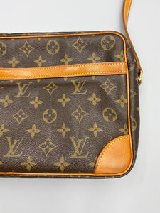 Louis Vuitton Trocadero 27 monogram crossbody