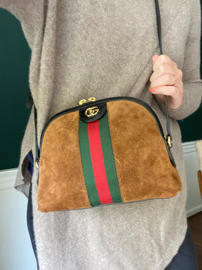 Gucci Small Ophida Dome crossbody