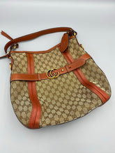 Load image into Gallery viewer, Gucci Running GG Hobo
