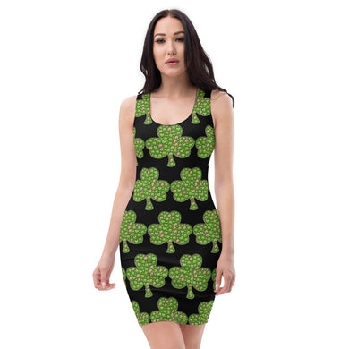 Saint Patrick's Sublimation Cut & Sew Dress