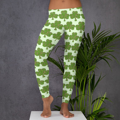 Saint Patrick's Leggings