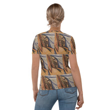 Load image into Gallery viewer, All over Women's T-shirt Arte Picasso