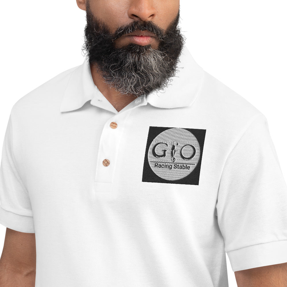 Embroidered Polo shirt Special order GIO