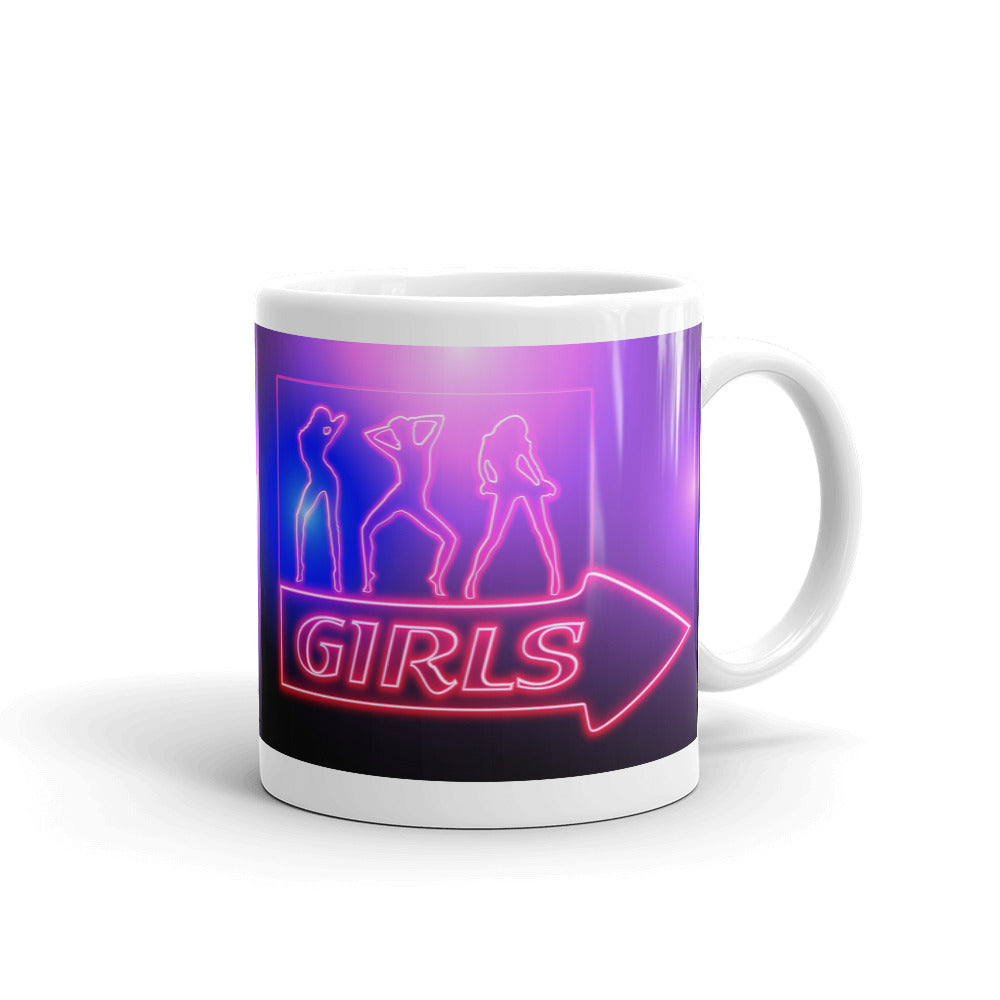 Mug Girl Arte collection