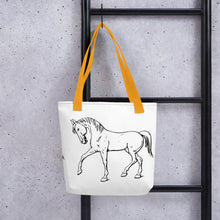Load image into Gallery viewer, Tote bag horsepower