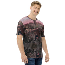 Load image into Gallery viewer, Men's T-shirt all over balcomy