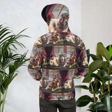 Load image into Gallery viewer, Unisex Christmas Dog Hoodie2