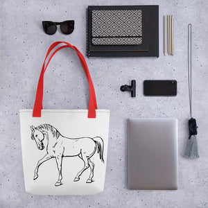 Tote bag horsepower