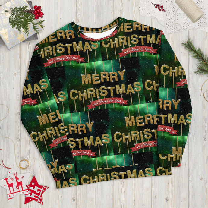Unisex merry Christmas Sweatshirt