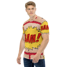 Load image into Gallery viewer, Men's T-shirt all over BAM