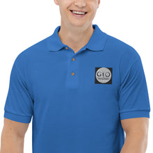 Load image into Gallery viewer, Embroidered Polo Special order GIO3
