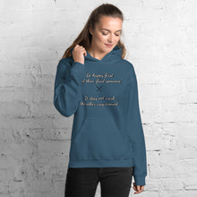 Load image into Gallery viewer, Stories Unisex Hoodie