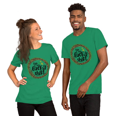 Saint Patrick Short-Sleeve Unisex T-Shirt