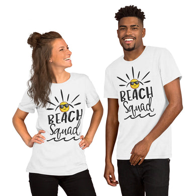 Funny summer Short-Sleeve Unisex T-Shirt