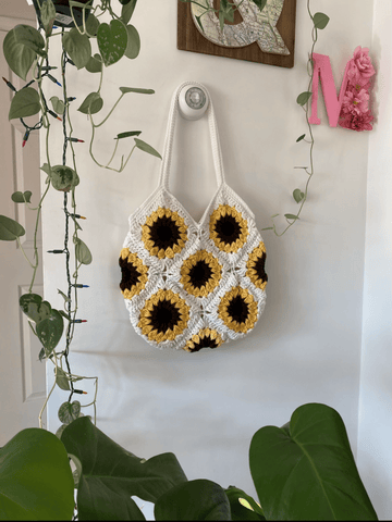 Starburst Bag - Yarnover by Lex