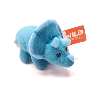 Plush Lilkins Triceratops
