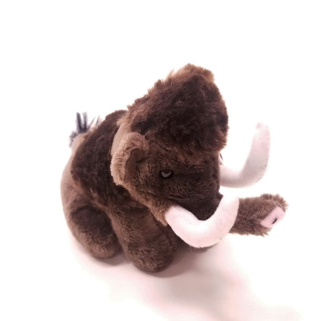 Plush Lilkins Woolly Mammoth