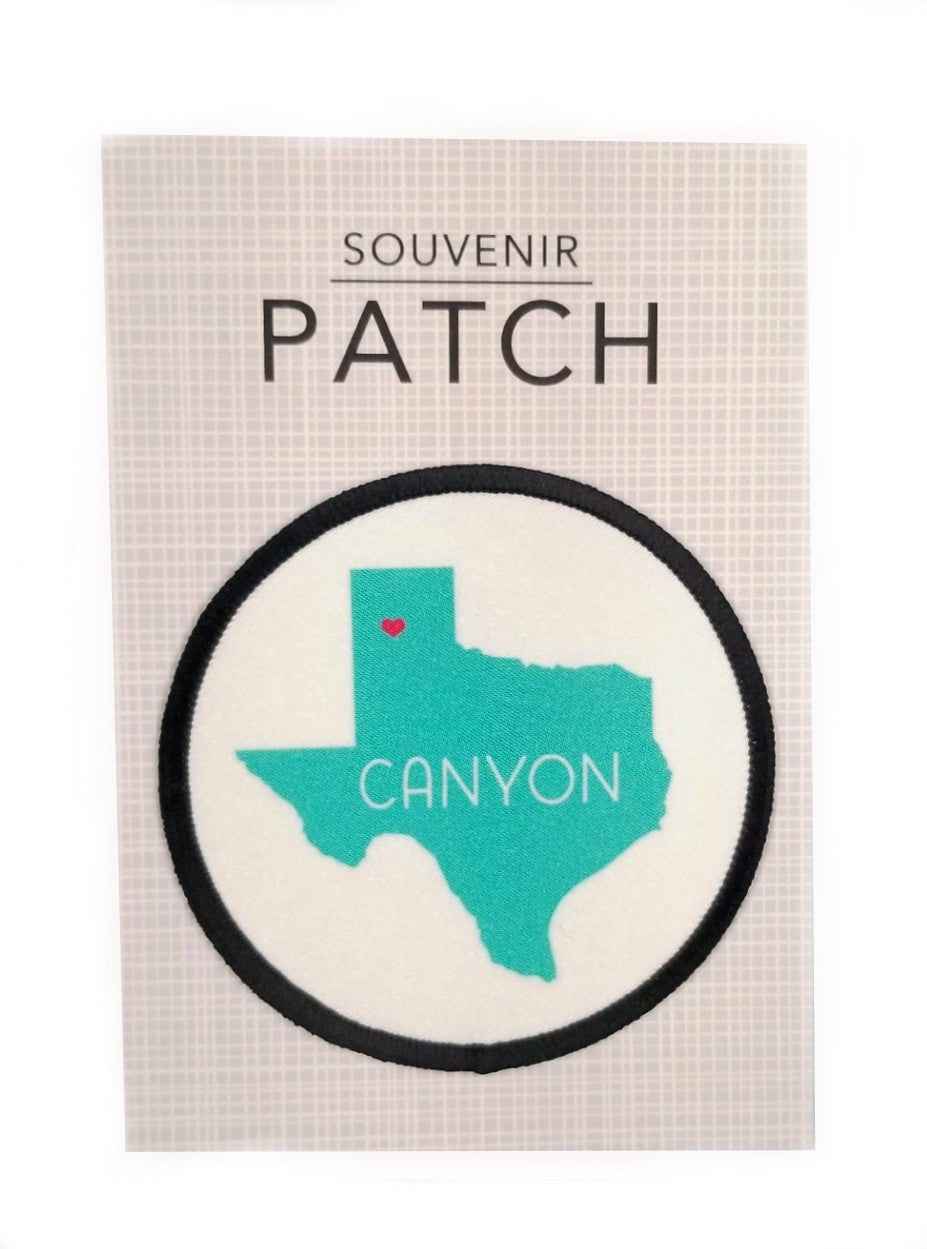 Canyon State Love Patch