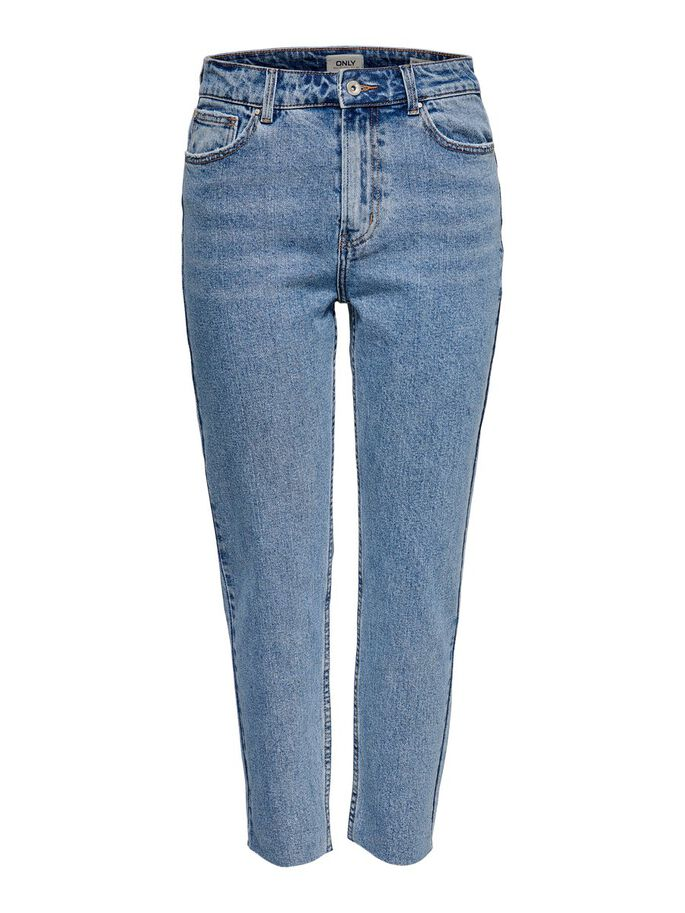Only Donna Jeans Denim Emily Life Light Wash