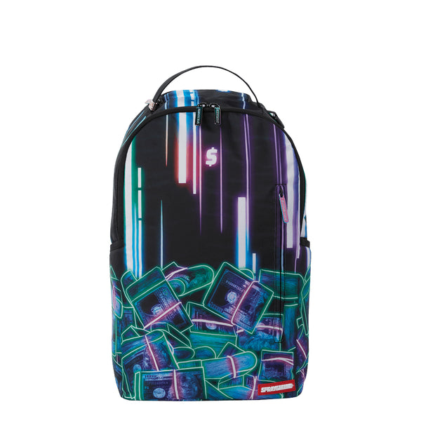 Sprayground Zaino Backpack Neon Money